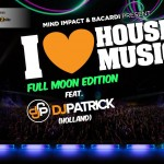 I love house music full moon edition at The Club Khaosan – Thursday 5th March 2015
