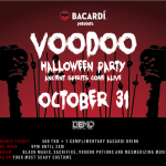 Voodoo Halloween Party @ Demo Nightclub Bangkok – Friday 31st October 2014