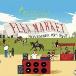 Flea Market at Princess's Cup Thailand 2018 at Royal Horse Guard Riding Club - 23rd to 25th November