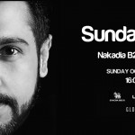 Sunday Affairs w. Nakadia & Sunju Hargun @ Glow Nightclub – Sunday 26th October 2014