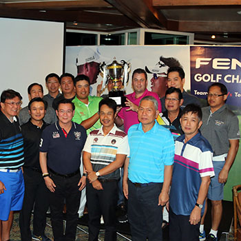 Aphibarnrat team wins Fenix XCell Golf Challenge