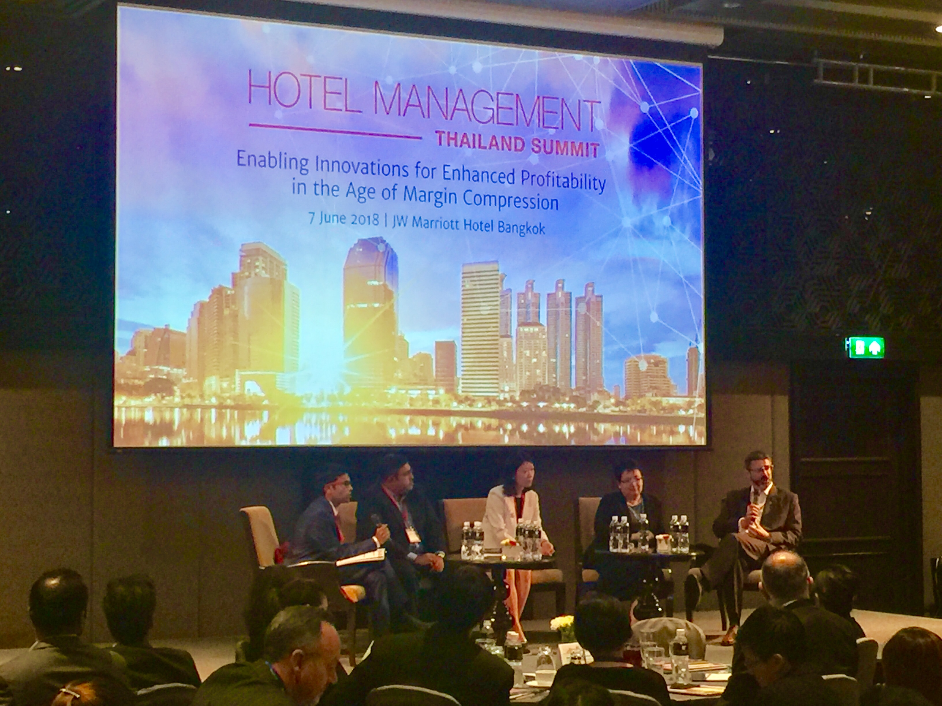 HOTEL MANAGEMENT SUMMIT BANGKOK 2018