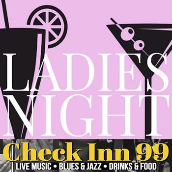 Ladies Night at Check Inn 99 Bangkok – Thursdays November 2018