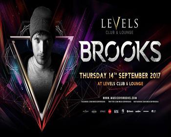 Brooks at Levels l Thursday 14th September 2017