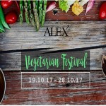 Veg Fest at Alex Brasserie - 19th October 2017