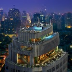 The Best Place For New Year Countdown At Bangkok Marriott Hotel Sukhumvit
