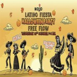 Latino Fiesta Halloween Party (Free-flows) at MOJJO Rooftop Lounge & Bar – Wednesday 31st October 2018