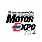 The 31st Thailand International Motor Expo 2014 at Impact Arena – 29th November to 10th December