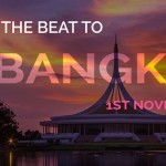 The Music Run Thailand at Rama9 National Park – Saturday 1st November 2014