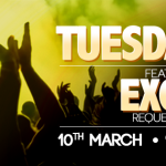 "NEST presents EXOTIC BAND ""REQUESTS"" LIVE – Tuesday 10th March 2015"