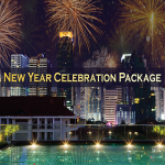 New Year's Eve Countdown Celebration on the Rooftop at U Sukhumvit Bangkok - 31 December 2018
