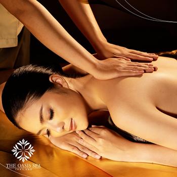 Need a Massage Soon? – UP TO 2,000THB* OFF at Oasis Spa Bangkok
