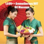 1,699++ Aromatherapy HOT Oil Massage at Oasis Spa Bangkok - till 31 December 2018
