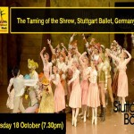 The Taming of the Shrew, Stuttgart Ballet, Germany@Thailand Cultural Centre/18th Oct 2017