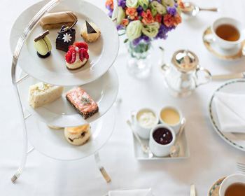 Afternoon Tea and the Art of Music performances At The Peninsula Bangkok – 26 August 2017