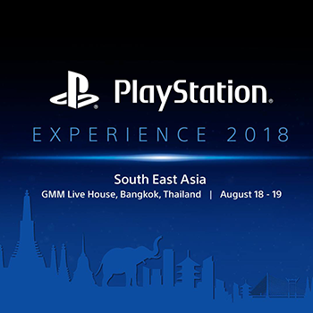 PlayStation Experience 2018 South East Asia at Gmm Live House – 18 August 2018