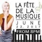 La Fête de La Musique 2017 at Sofitel - 22 June 2017