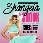 All Stars 3 Diva SHANGELA at Thaworn Phornprapha Auditorium – 13 December 2018