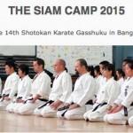 The Siam Camp 2015 with Sensei Sugimura Sensei Naka, Sensei Okuma at Chulalongkorn University – Friday 9th January