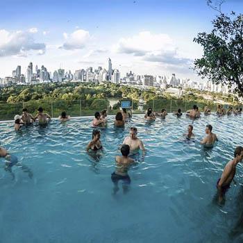 SO Pool Party at SO Sofitel Bangkok – Saturday 25th August 2018