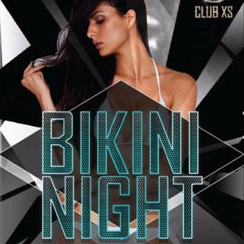 Bikini Night at Club SX Bangkok – 25 May 2018