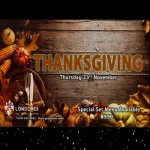 Thanksgiving Dinner At The Londoner Brew Pub - 23 November 2017