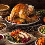 Thanksgiving Dinner Buffet At The Westin Grande Sukhumvit, Bangkok/ 23 November 2017