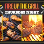 Fire up the grill – Thursday night @ The KIWI Bangkok