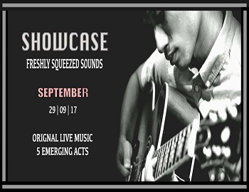Showcase: Freshly Squeezed Sounds At Live Lounge Bkk – 29th September 2017