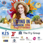 20th annual Living in Bangkok 2018 event at British Club Bangkok - 29 September 2018