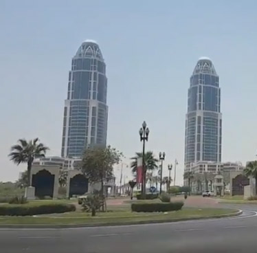 Qatar – Super Wealth, Mass Construction and Middle East Conflict